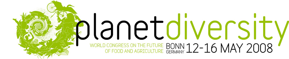 Planet Diversity World Congress on the Future of Food and Agriculture